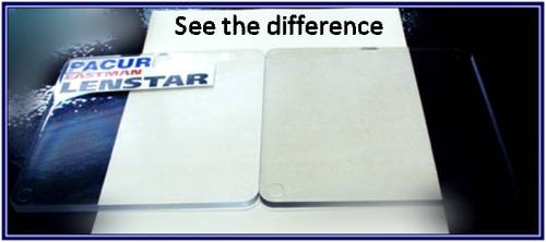 See the difference : comparison betwen Lenstar and Apet