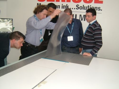 and placing the sheet in registration © Copyright DPL formerly LPC Europe