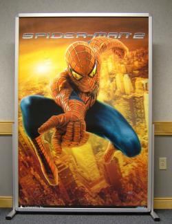 lenticular spiderman