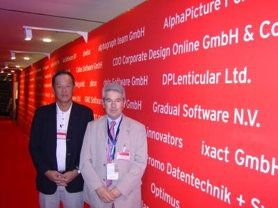 KH Tan and Daniel Pierret Copyright DPL formerly LPC Europe