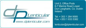 DP Lenticular contact page