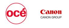 Canon-Oce flatbed printers