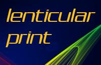lenticular print