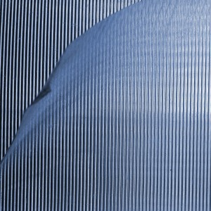 3D 28 LPI UV-MF lenticular sheet with a liner