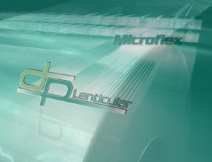 MicroFlex Ultra Thin Lens Array for labels and security ptinting