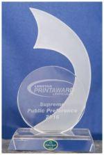 Supreme Public Preference Award