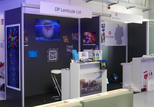 IST UV Days 2017 - DP Lenticular stand