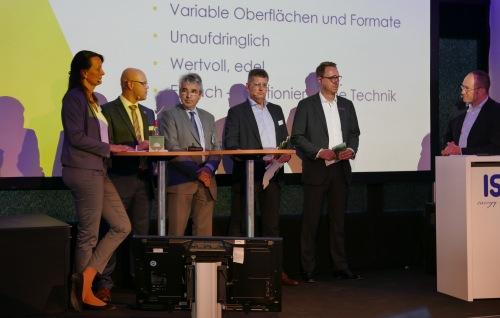 IST UV Days 2017 panel discussion with Deutsche Drucker