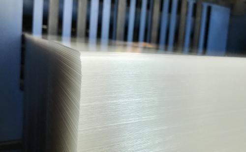 75 LPI Lenstar Lite Elliptical lenticular sheet