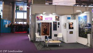 Paris Salon de la Photo ©2017 DP Lenticular, All Rights Reserved.